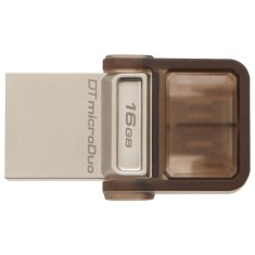 Pen Drive Kingston Data Traveler MicroDuo 16 GB USB 2.0 DTDUO