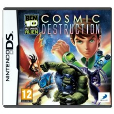 Jogo Ben 10 Ultimate Alien Cosmic Destruction D3 Publisher Nintendo DS