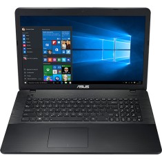 "Notebook Asus X Intel Core i5 5200U 5ª Geração 6GB de RAM HD 1 TB 17,3"" GeForce 920M Windows 10 Home X751LJ"