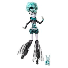 Boneca Monster High Twyla Freak Du Chic Mattel