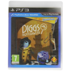 Jogo Wonderbook: Diggs Nightcrawler PlayStation 3 Sony