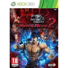 Jogo Fist of the North Star: Ken's Rage 2 Xbox 360 Koei