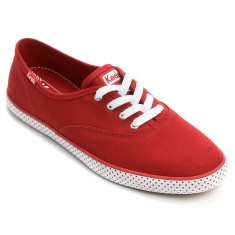 Tênis Keds Feminino Casual Champion Dot Foxing