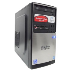 PC Ibyte Intel Core i3 4170 3,70 GHz 4 GB 500 GB Intel HD Graphics DVD-RW Linux F-Itl