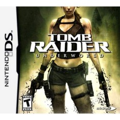 Jogo Tomb Raider Underworld Eidos Interactive Nintendo DS