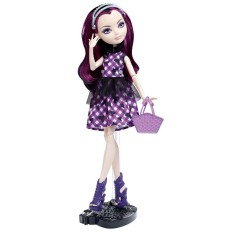 Boneca Ever After High Piquenique Encantado Raven Queen Mattel
