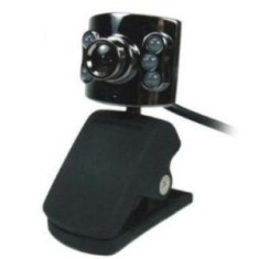 WebCam Multilaser Plug & Play 1,3 MP WC040