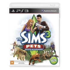 Jogo The Sims 3: Pets PlayStation 3 EA