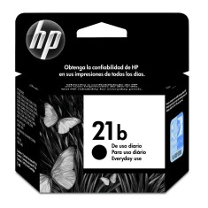 Cartucho Preto HP 21B C9351BB
