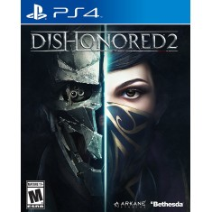 Jogo Dishonored 2 PS4 Bethesda