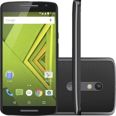 Smartphone Motorola Moto X X Play 16GB XT1563 21,0 MP 2 Chips Android 5.1 (Lollipop) 3G 4G Wi-Fi