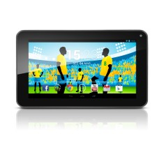 "Tablet Multilaser 8GB LCD 7"" Android 4.2 (Jelly Bean Plus) 1,2 MP Tab TV Dual NB127"