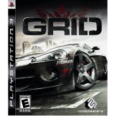 Jogo Grid PlayStation 3 Codemasters