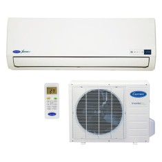 Ar Condicionado Split Hi Wall Springer Carrier X-Power 12000 BTUs Inverter Controle Remoto Quente/Frio 42LVQC12C5