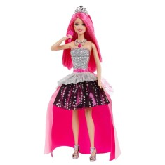 Boneca Barbie Rock'n Royals Courtney Mattel