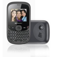 Celular Multilaser Fit P3195 1,3 MP 3 Chips