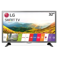 "Smart TV TV LED 32"" LG 32LJ600B 2 HDMI"