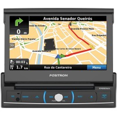 "DVD Player Automotivo Pósitron 7 "" SP6920 NAV"