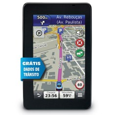 GPS Automotivo Garmin Nüvi 3560LT 5,0 ""