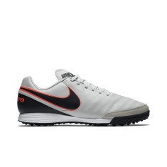 Chuteira Society Nike Genio II Leather TF Adulto