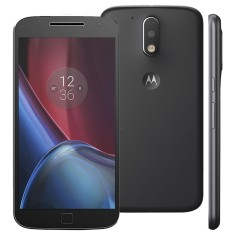 Smartphone Motorola Moto G4 Plus XT1640 16,0 MP 2 Chips 32GB 3G 4G Wi-Fi