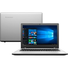 "Notebook Lenovo IdeaPad Intel Core i7 6500U 6ª Geração 8GB de RAM HD 1 TB 15,6"" Radeon R5 M330 Windows 10 Home 300"
