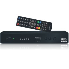 Receptor de TV Digital USB HDMI Duomax HD Elsys