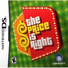 Jogo The Price Is Right Ubisoft Nintendo DS