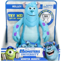 Boneco Universidade Monstros Sulley Luminoso - Sunny