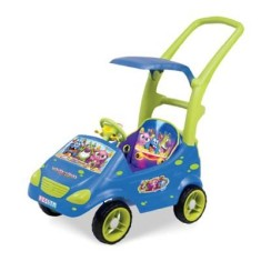 Carrinho com Pedal Magic Toys Roller Baby Monsters
