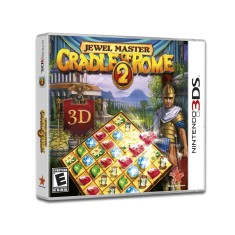 Jogo Jewel Master: Cradle Of Rome 2 Rising Star Games Nintendo 3DS
