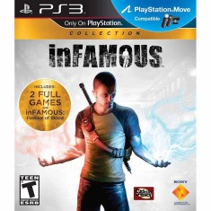 Jogo Infamous Collection PlayStation 3 Sony