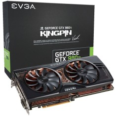 Placa de Video NVIDIA GeForce GTX 980 Ti 6 GB GDDR5 384 Bits EVGA 06G-P4-5998-KR