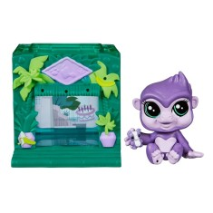 Boneca Littlest Pet Shop Sunshine Sweetness Cubo Temático B0113 Hasbro
