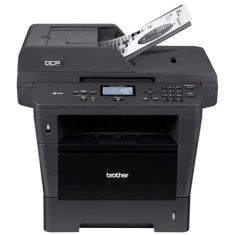 Multifuncional Brother DCP-8152DN Laser Preto e Branco
