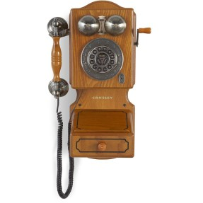 Telefone com Fio Crosley Country Kitchen Wall Phone