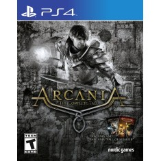 Jogo Arcania The Complete Tale PS4 Nordic Games