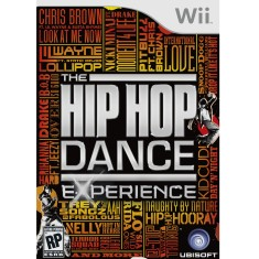 Jogo The Hip Hop Dance Wii Ubisoft