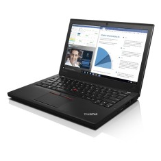 "Ultrabook Lenovo ThinkPad Intel Core i5 6300U 4GB de RAM SSD 256 GB 12,5"" Windows 10 X260"