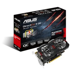 Placa de Video ATI Radeon HD 7790 1 GB GDDR5 128 Bits Asus HD7790-DC2OC-1GD5