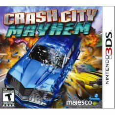 Jogo Crash City: Mayhem Majesco Entertainment Nintendo 3DS