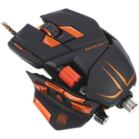 Mouse Laser Gamer USB Cyborg M.M.O 7 - Mad Catz