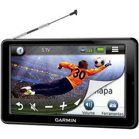 "GPS Automotivo Garmin Nüvi 2795TV 7,0 "" TV Digital"
