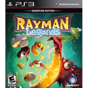 Jogo Rayman Legends PlayStation 3 Ubisoft