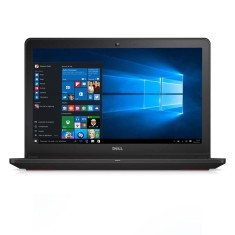 "Notebook Dell Inspiron 7000 Intel Core i7 6700HQ 6ª Geração 8GB de RAM HD 1 TB Híbrido SSD 8 GB 15,6"" GeForce GTX 960M Windows 10 Home I15-7559-A20 Gaming Edition"