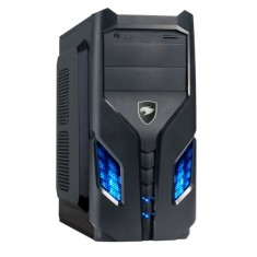 PC G-Fire Gamer AMD A6 6400K 3,90 GHz 4 GB HD 500 GB Radeon HD 8470D DVD-RW Linux Hércules LT+