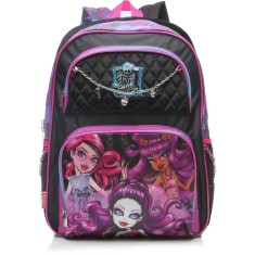 Mochila Escolar Sestini Monster High 16Y01 G 64023