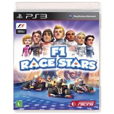 Jogo Formula 1: Race Stars PlayStation 3 Codemasters