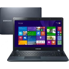 "Notebook Samsung ATIV Book 2 Intel Core i7 4510U 4ª Geração 8GB de RAM HD 1 TB 15,6"" GeForce 710M Windows 8.1 270E5J-XD2"