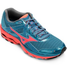 Tênis Mizuno Feminino Wave Elevation 2 20Th Corrida